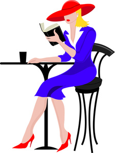 elegant_woman_reading_at_a_cafe_table_0515-1012-0503-2919_SMU